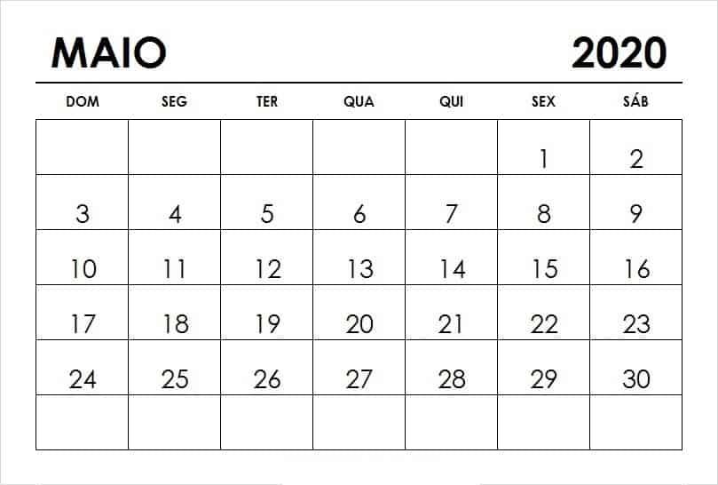 Calendario-Maio-2020-Para-Imprimir