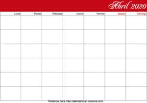 Calendario-abril-2020-en-blanco-imprimible-gratis