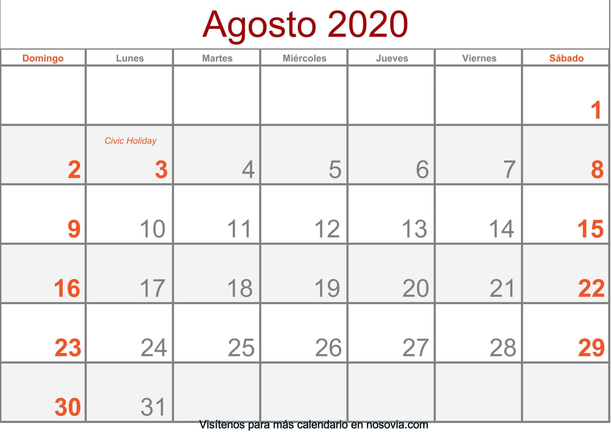 Calendario-agosto-2020-Con-Festivos-Formato