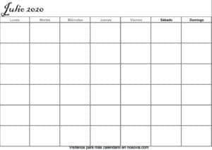 Calendario-julio-2020-en-blanco-PDF-gratis