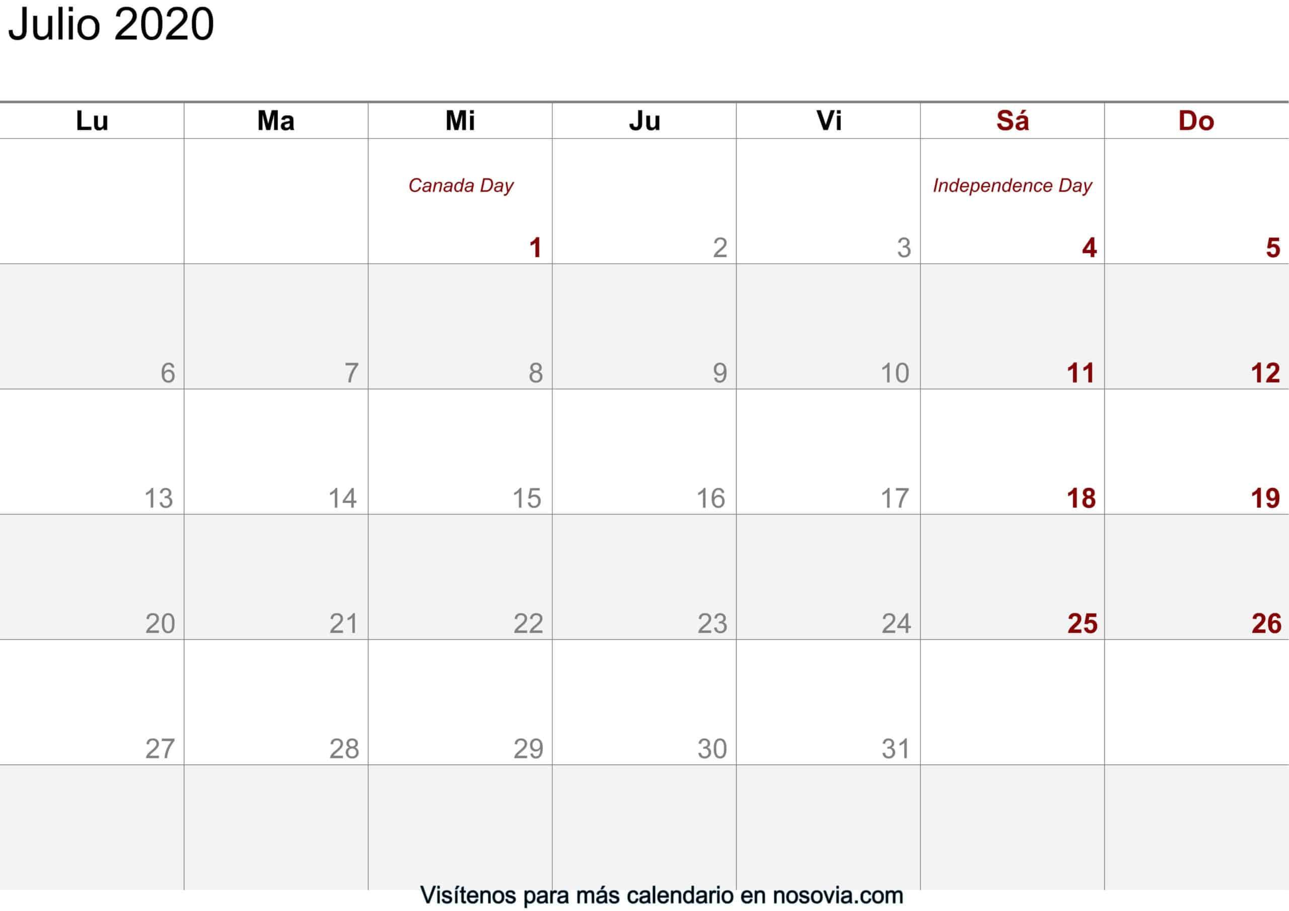 Calendario-julio-2020-imágenes-para-imprimir