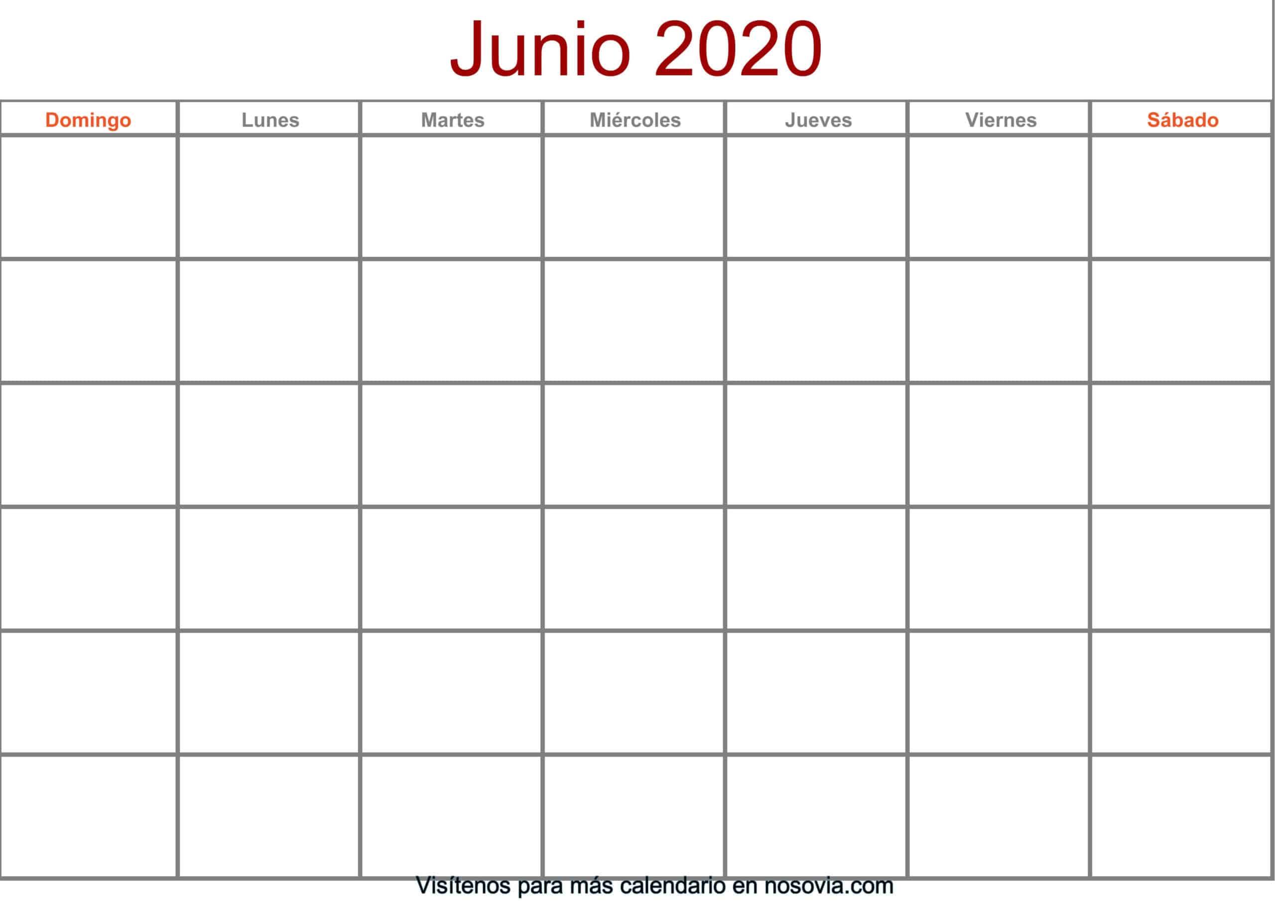 Calendario-junio-2020-en-blanco-Formato-gratis