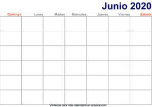 Calendario-junio-2020-en-blanco-Imprimir-gratis