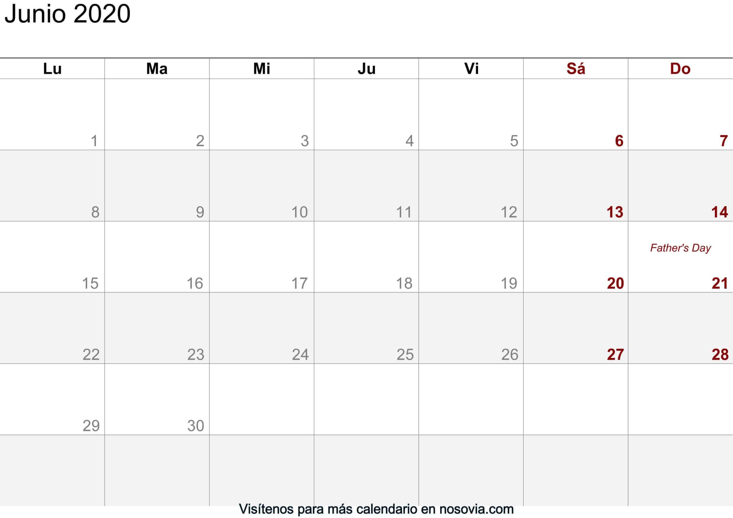 Calendario-junio-2020-imágenes-para-imprimir
