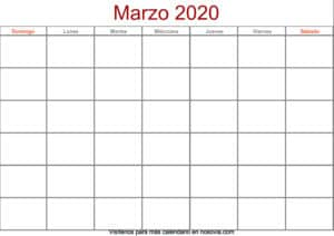 Calendario-marzo-2020-en-blanco-Formato-gratis