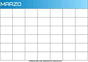 Calendario-marzo-2020-en-blanco-Imprimir-gratis