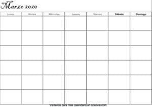 Calendario-marzo-2020-en-blanco-imprimible-gratis