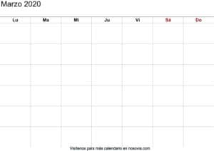 Calendario-marzo-2020-en-blanco-plantilla-gratis
