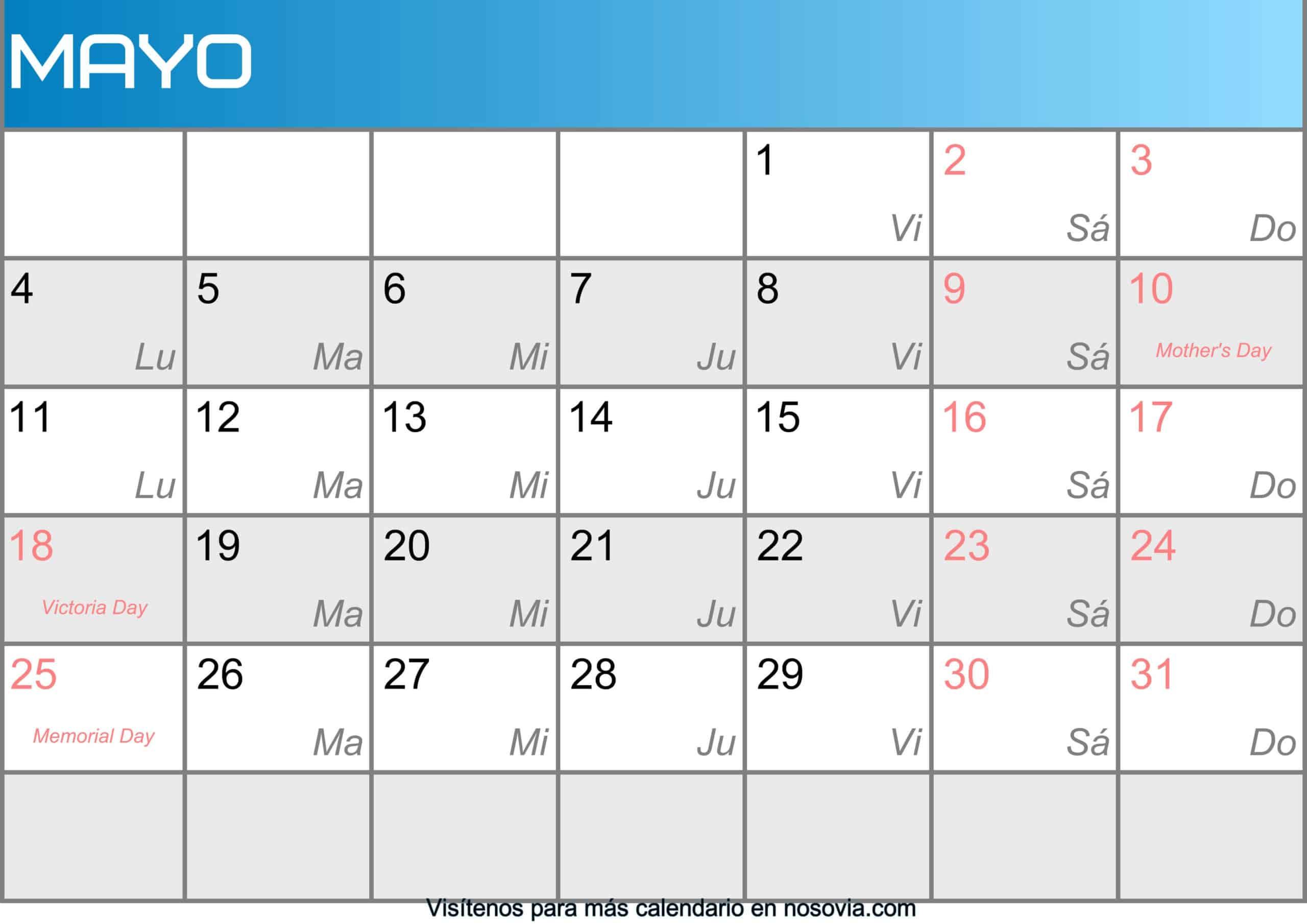 Calendario-mayo-2020-Con-Festivos-Imágenes