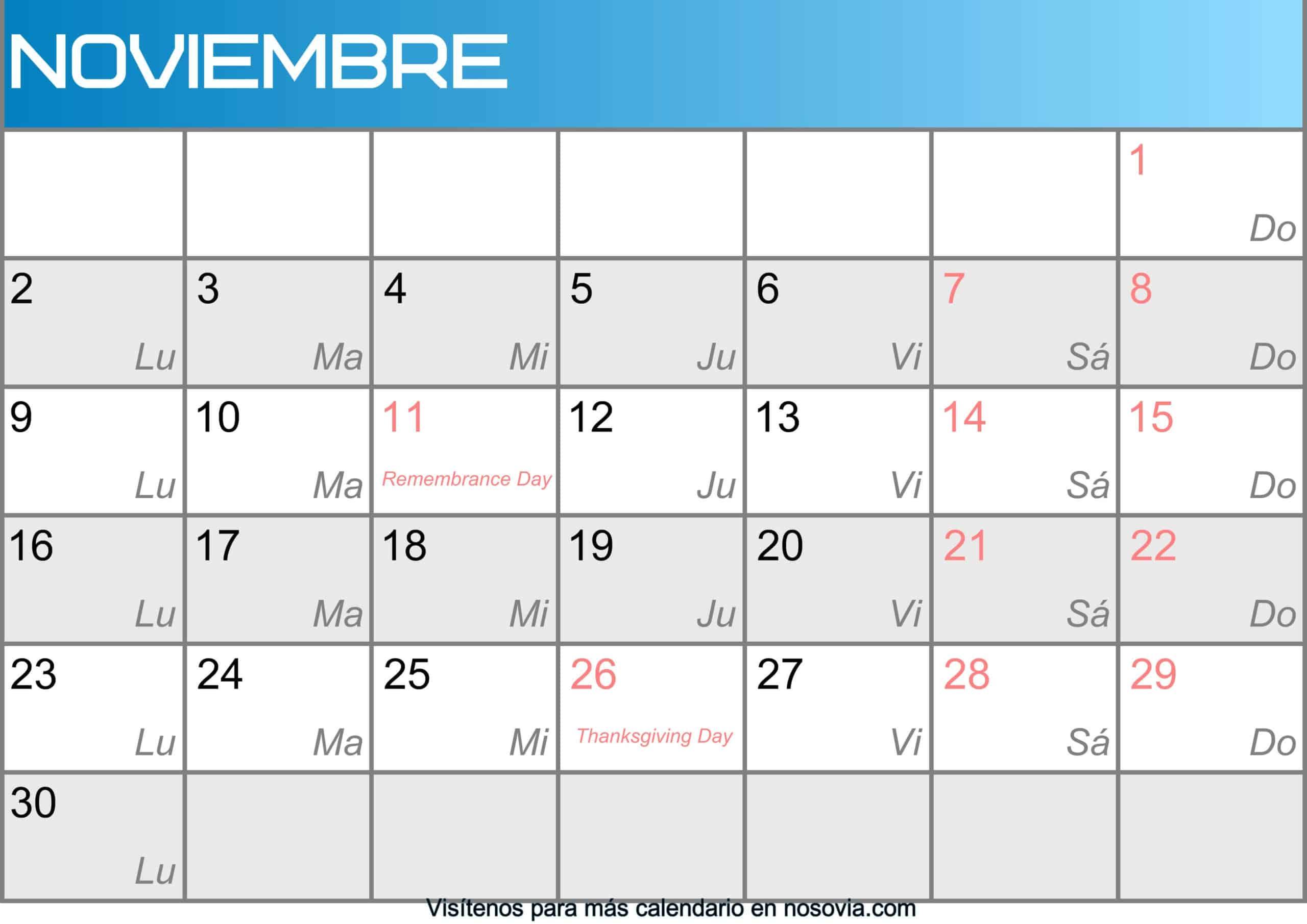 Calendario-noviembre-2020-Con-Festivos-Imágenes