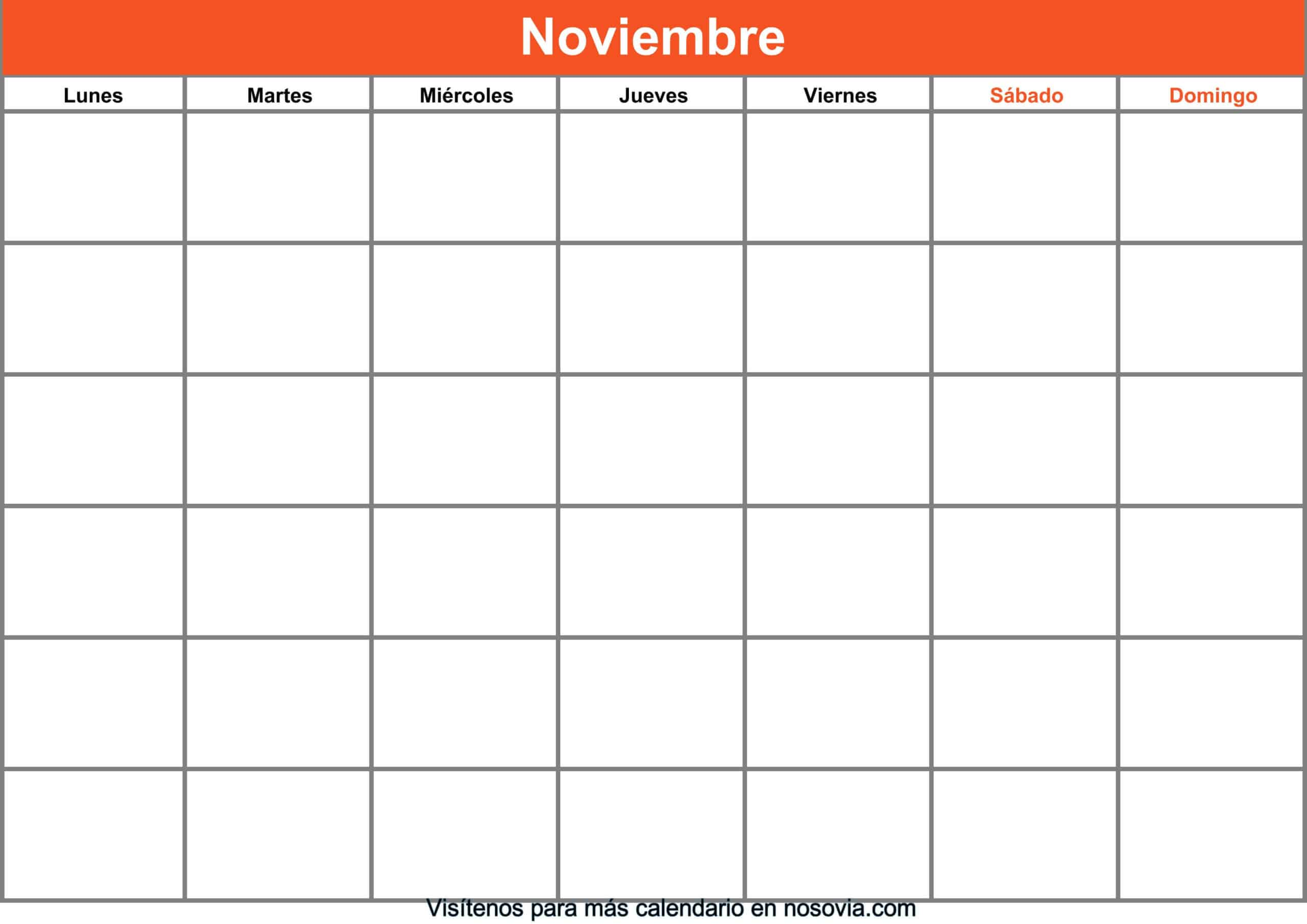 Calendario-noviembre-2020-en-blanco-plantilla-gratis