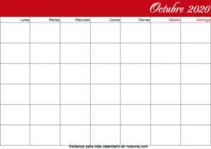 Calendario-octubre-2020-en-blanco-imprimible-gratis