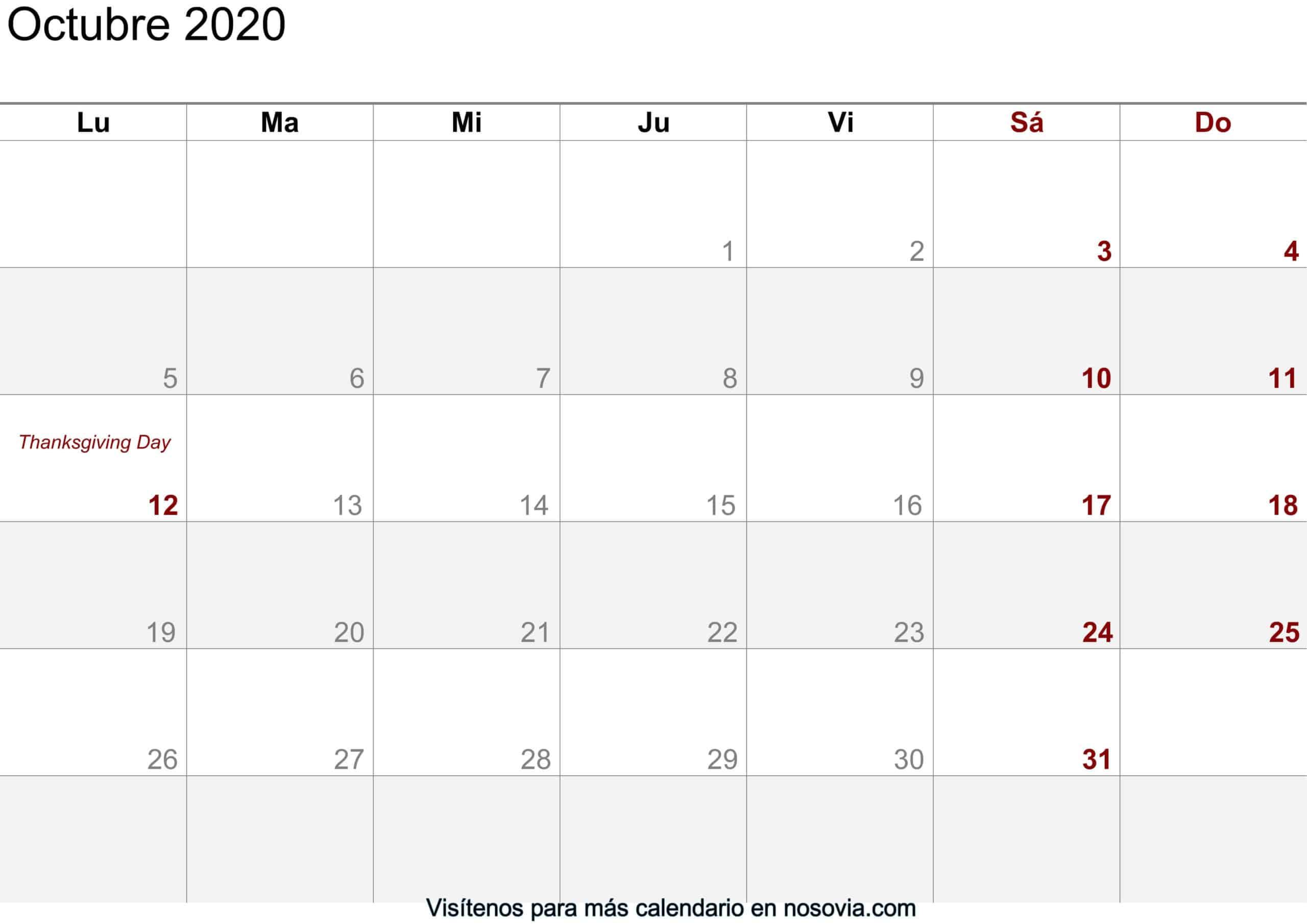 Calendario-octubre-2020-imágenes-para-imprimir