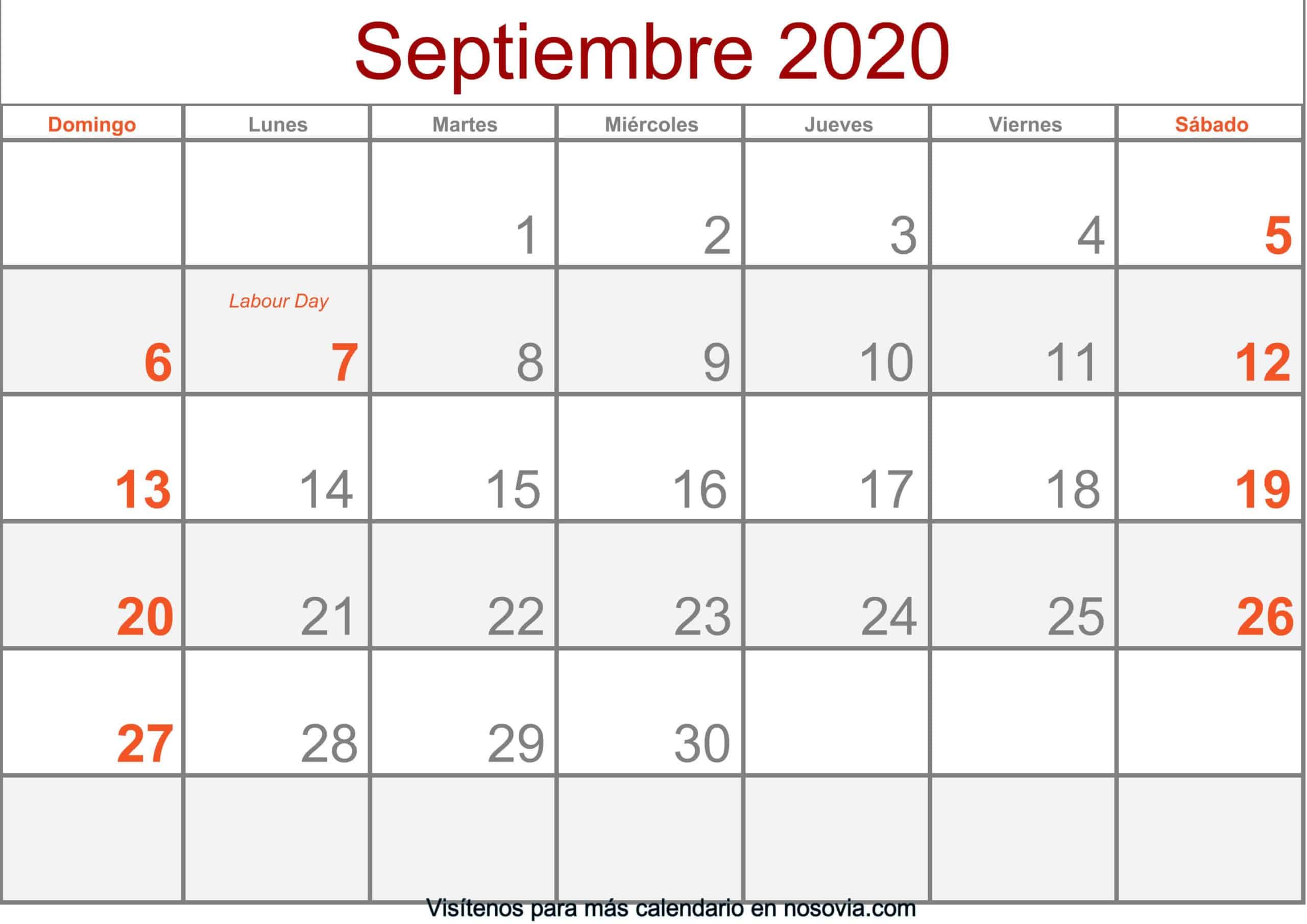 Calendario-septiembre-2020-Con-Festivos-Formato