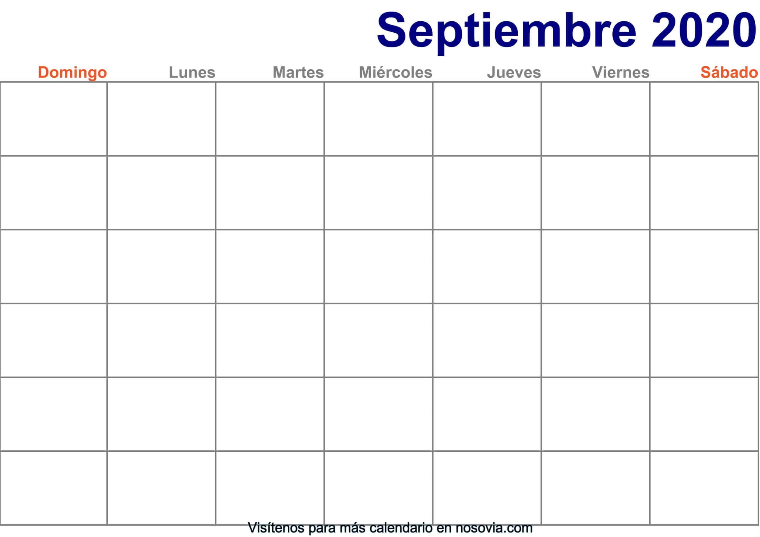 Calendario-septiembre-2020-en-blanco-Imprimir-gratis